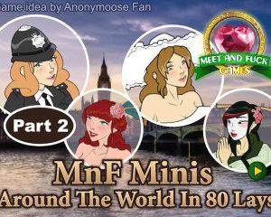 Arround the World in 80 lays – part 2