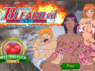 Boobieleached: A Trip to the hot Springs