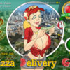 Chloe's New Job: Pizza Delivery Girl