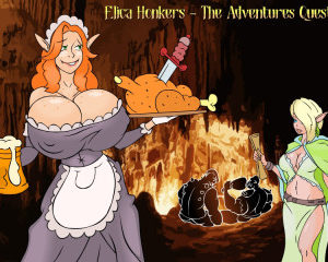 Elica Honkers : The Adventures Quest
