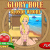 Glory Hole Blonde