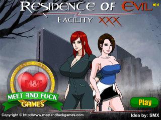 Residence of Evil: Facility XXX