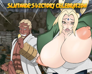 Slutnade's Victory Celebration